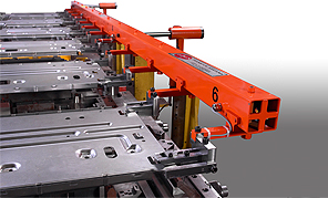 Custom Manufacturing of a Set of Transfer Tooling