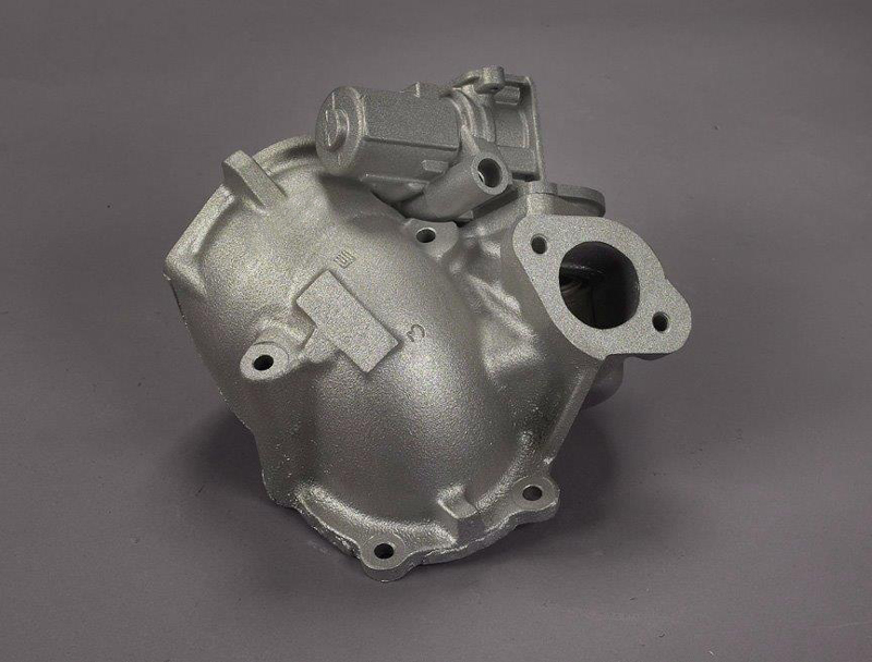 Custom Manufactured Air Intake Manifold Large on Exhaust Gas Recirculation Flow