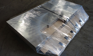 Completed Die Shoe Packaged for Shipping