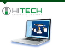Hitech Specializes in Foundry, Tooling, The Design, Simulation & Building of Patterns, Molds, Core Boxes & More