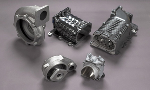 Aluminum Supercharger / Turbocharger Components